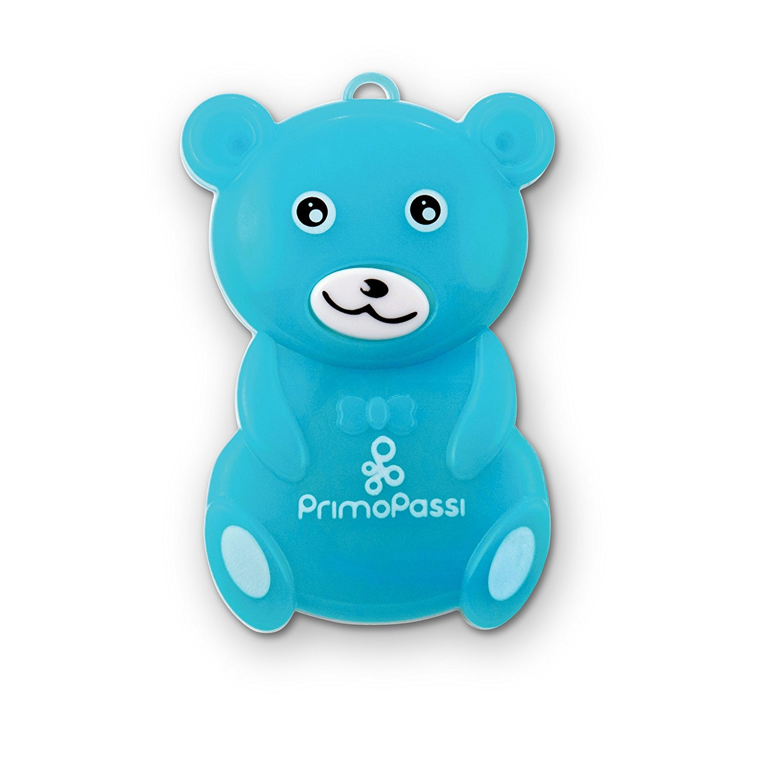 Primo Passi Baby Portable Ultrasonic Clip On Mosquito Repellent/Insect Repeller for Babies, Kids and Adults I Indoor & Outdoor I Non Toxic I Blue Bear