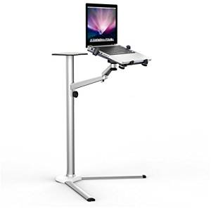 Magichold 360º Rotating Height Adjustable stand for Laptop(10-15.6 Inch)/iPAD Pro/iPAD Air/ All Tablets(9-13 Inch)