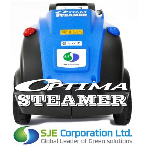 Steam Pressure Washer Optima Steamer