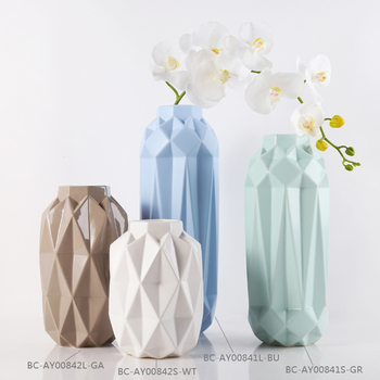 Interior Decorative Porcelain Ceramic Flower Porcelain Vase Buy