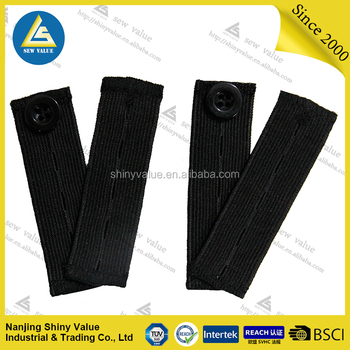 Heavy duty type high extension elastic waist extenders for fat people