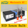 18 months warranty H7 hid xenon light CE, E-MARK, RoHS proved Wholesale