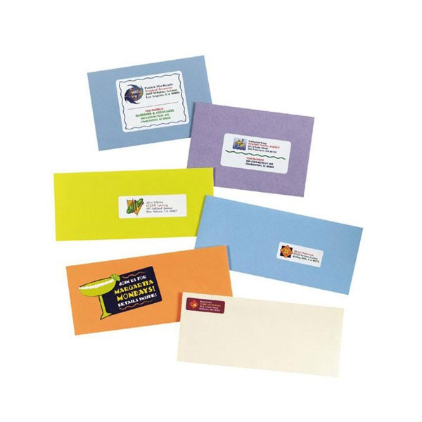 Custom Roll paper sticker printing labels