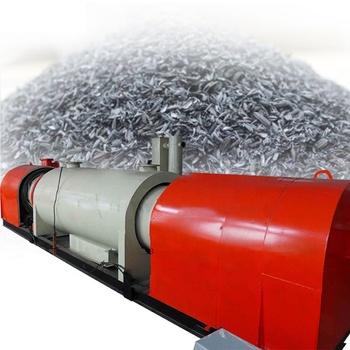 BBQ coffee grounds charcoal rotary carbonization furnace distiller grain charcoal rotary carbonization furnace