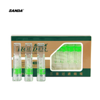 SANDA Disposable cigarette holder Disposable filter Triple filter SD-156A