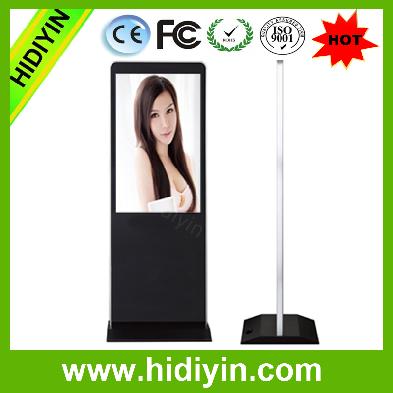 "40""Android LCD Monitor, USB Media Player for Advertising with 1920*1080 Pixels Resolution"