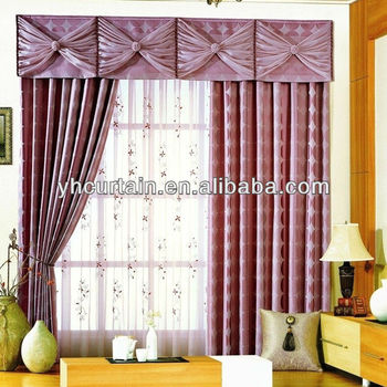 Luxury Curtains And Drapes Widespread Use - Buy Luxury Curtains ...