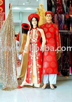 Wedding Ao Dai Vietnam For Her And Him No 2