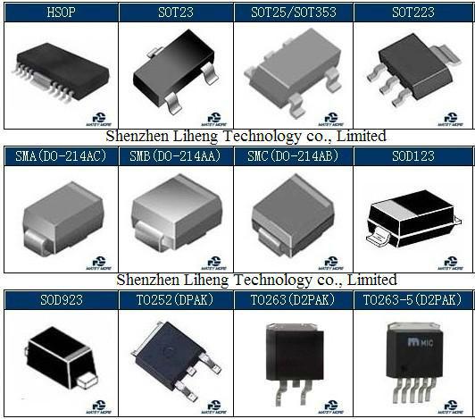 (Elektronik bileşen entegre devreler) yeni ve orijinal ET439