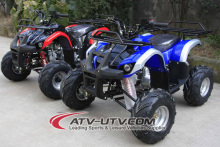 Sales Promotion 50cc quad bike/atv trailer/street legal atv