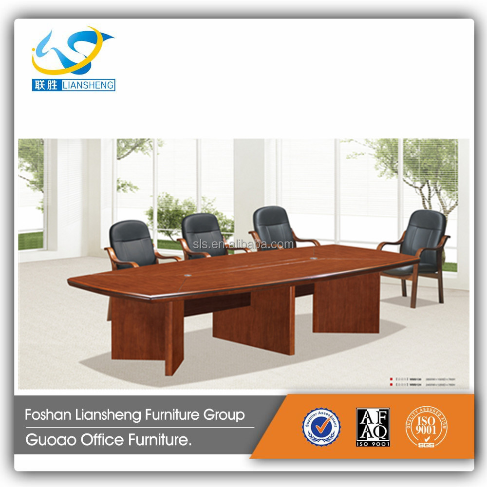 Person Conference Table Classic Meeting Table Office Furniture - 8 person conference table