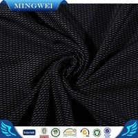 Mingwei dyed stripe tricot Open Mesh Fabric