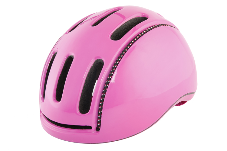 Urban Colorful Adult Bike Cycle Celmet With Visor Bike Helmet City 3