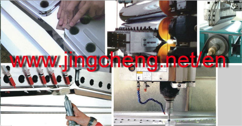 Plastic Extrusion Die Head For PP PE PVC Sheet/PP PE PVC Sheet Extrusion Die
