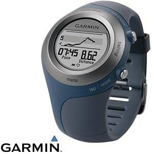 Garmin Forerunner 405 CX GPS-Enabled Sports Watch Includes, Heart Rate Monitor & 2 Additional Wrist Straps