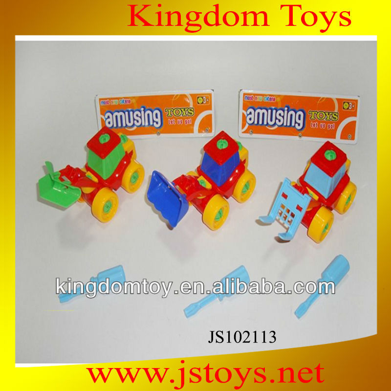 JS102113 kid toy DIY product