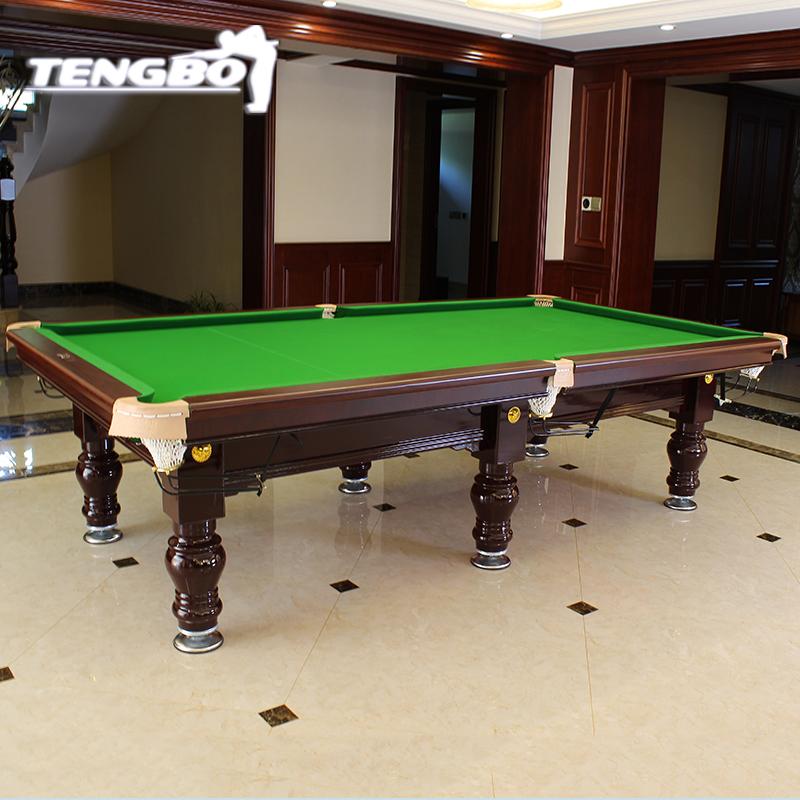 The Best Price Billard Table Leg Snooker Table Folding Pool Table 7ft