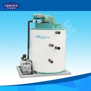Ce Certification Portable running water system Industrial Imported ice machine
