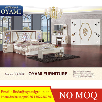 Superbe Hot Sell Classic Top Quality Chinese Bedroom Set