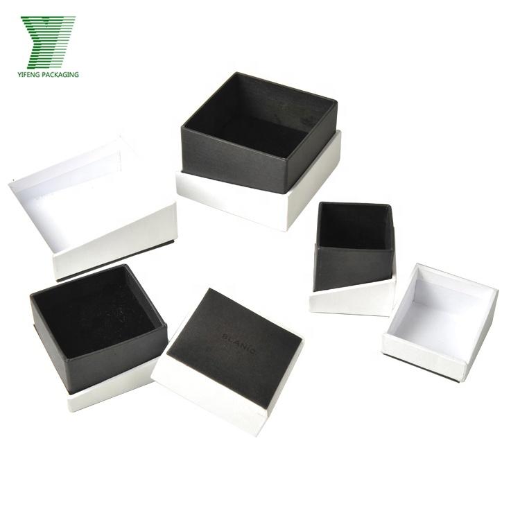 Wholesale Black And White Stripe Box Custom Made Alibaba Trade