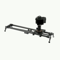 Professional photography studio kit Carbon Fiber Follow Focus Motorized Camera Slider for canon eos 1300d dslr camera