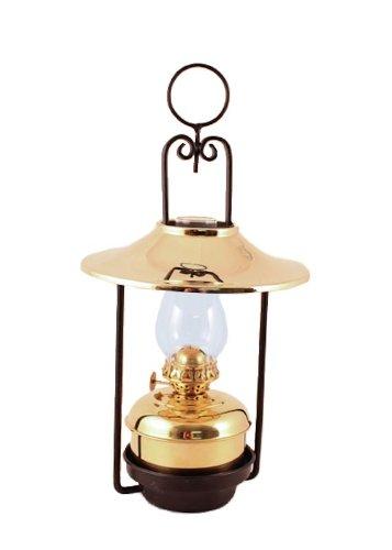 Hanging Oil Lamp Br 14 W Shade Lanterns Kerosene Lamps