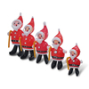Christmas decorations PVC inflatable santa toys for kids