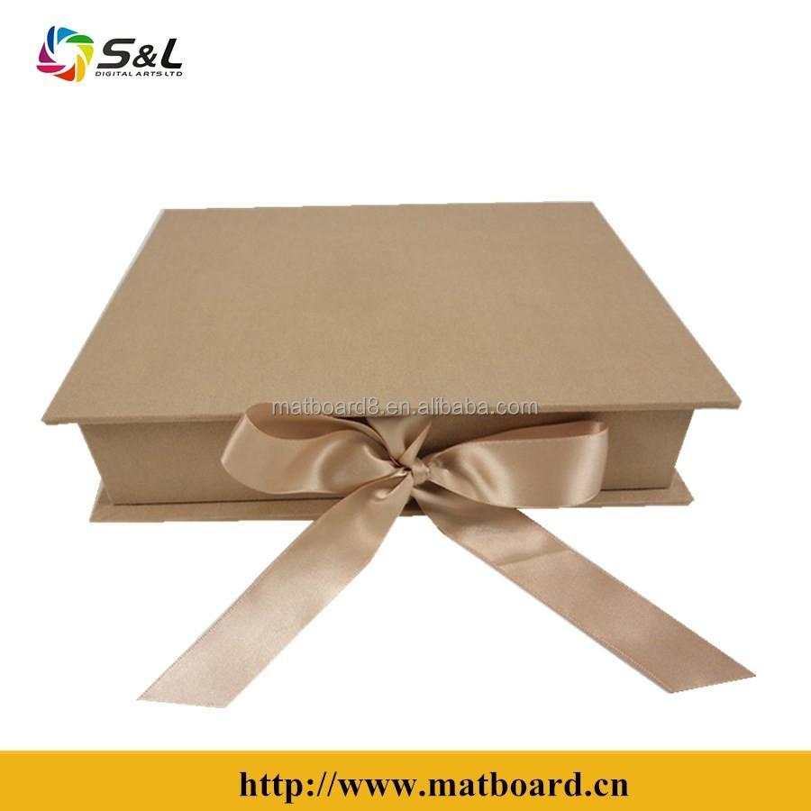 Großhandel deluxe Portfolio-Box mit 20 passepartout-rahmen 11\