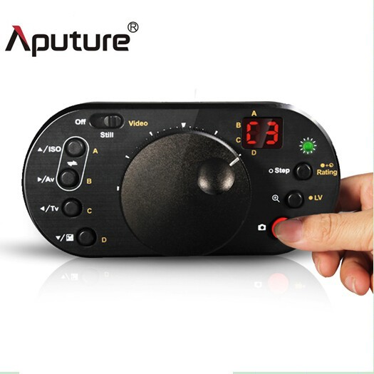 Aputure V-Control USB focus controller for Canon 1D Mark IV, 5D Mark II, 5D Mark III, 7D, 60D, 600D,550D, 500D
