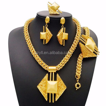 chunky elegant gold jewellery fashion jewelry wholesale necklace yiwu as city factory indian new htm design si diamond direct china pdtl