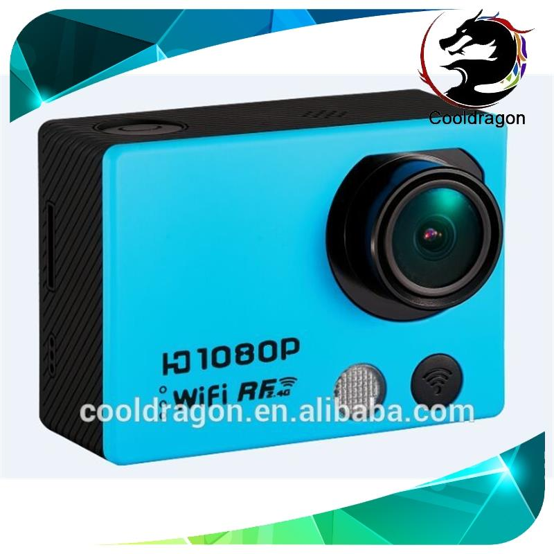 JM-AT300 2.0 LCD 1440P 1080P 8X digital Zoom snapshot Time Lapse wifi underwater ambarella a7 ultra hd 4k action camera