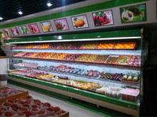 supermarket used display walk in cooler