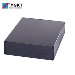 YGS-023 152*44*150 mm High power aluminum alloy profile enclosure / aluminum enclosure box/Aluminum