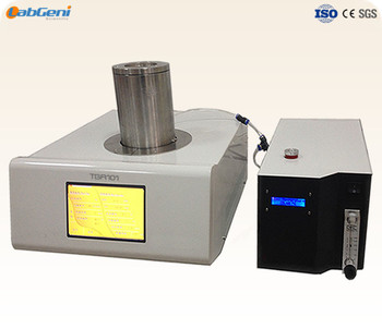 Thermo gravimetric analyzer TGA with LCD Display
