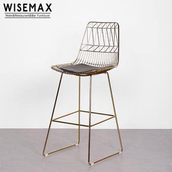 Luxus Möbel Italien Stil Replik Designermöbel Metall Bend Lucy Wire