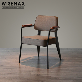 Modern Design Fauteuil.French Modern Elegant Humanity Design Fauteuil Direction Jean Prouve Fabric G Star Raw Chair View Jean Prouve Chair Wisemax Furniture Product