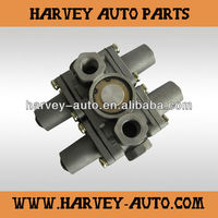 HV-P05 Four Circuit Protection Valve / 4 way protection valve (934 702 300 0/934 702 320 0)
