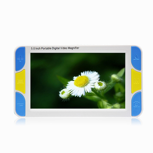 RS500 5 inch portable low vision digital video magnifier