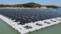 High Quality Aquaculture Solar Power Station For Electricity Supply