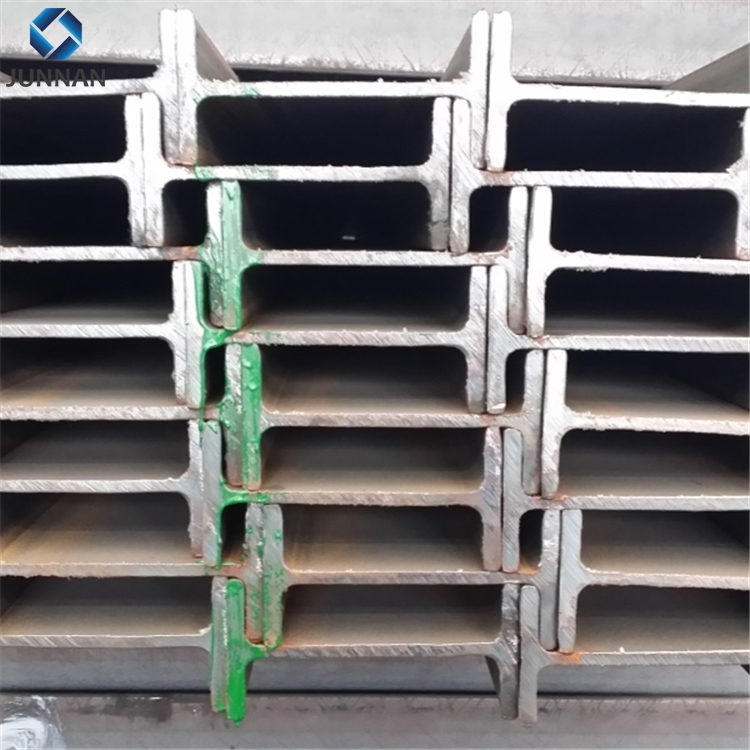 wide flange beams types of steel beams/q235 hot rolled iron structural steel h beam