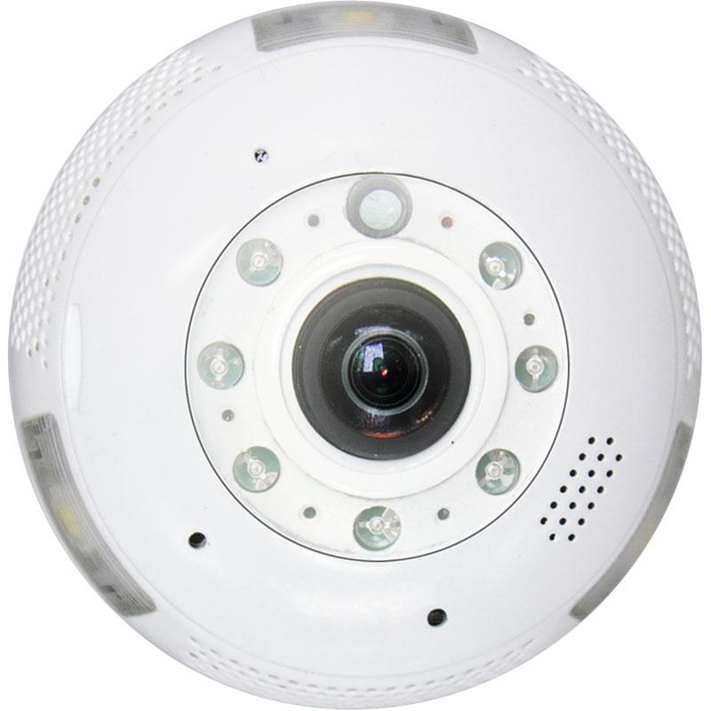 1080p Led Light Bulb Wifi Ceiling Light Camera - Buy Led Bulb,Led ...