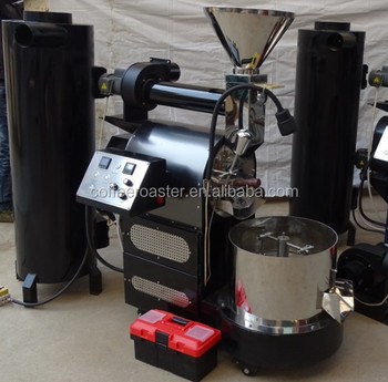 New Dy 3kg Stainless Steel Coffee Bean Roasting Machine Diy Color