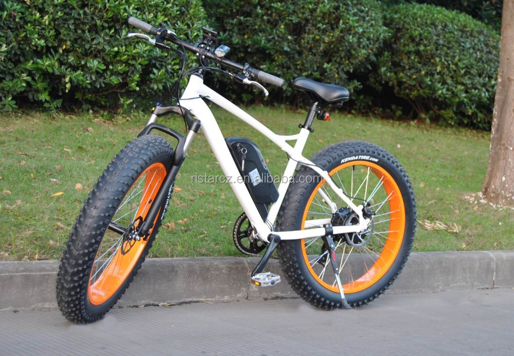 2016 New Style 36V 250W mountain fat tire e bike for Snow/Beach riding