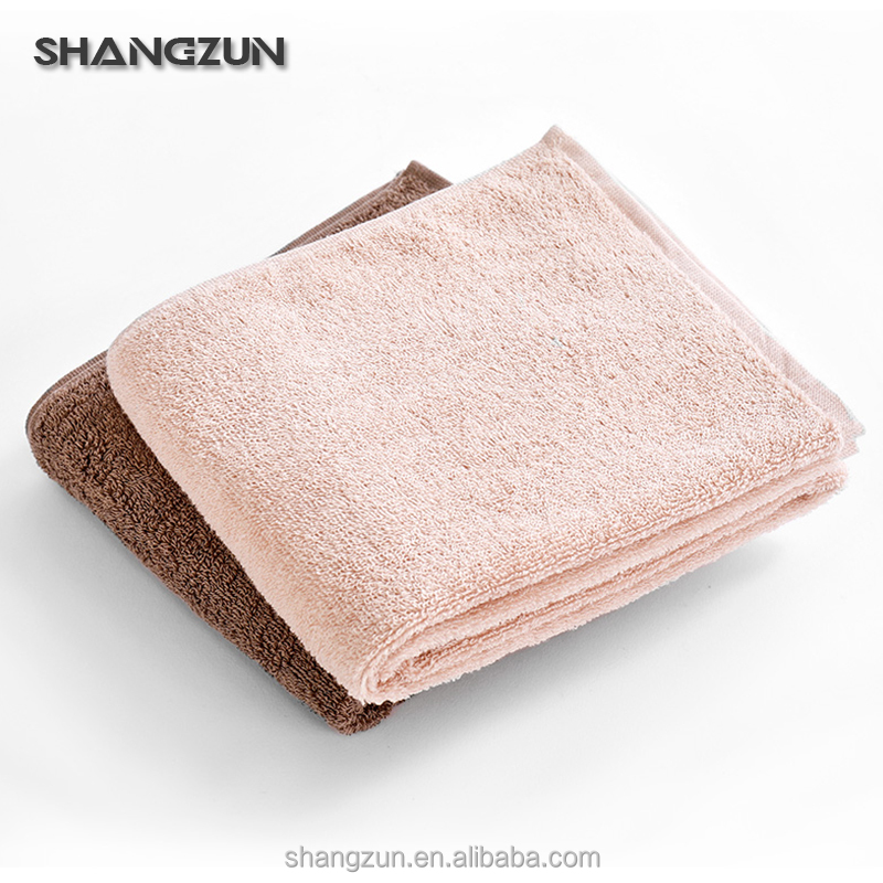 Wholesale gaoyang decorative custom face towels no minimum