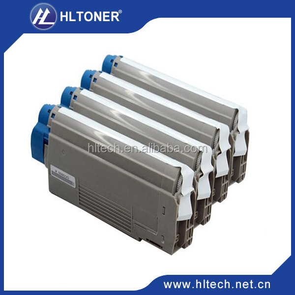 Manufacturer supply hot sale toner cartridge 43865722 compatible for OKI MC560