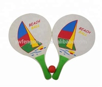 Paddle Racket And Ball Set ,Beach Bat And Ball Tenis Set,Beach Ball Racket
