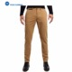 2018 Custom Fashion Style Trousers Men Sand Color Tapered Chinos Pants