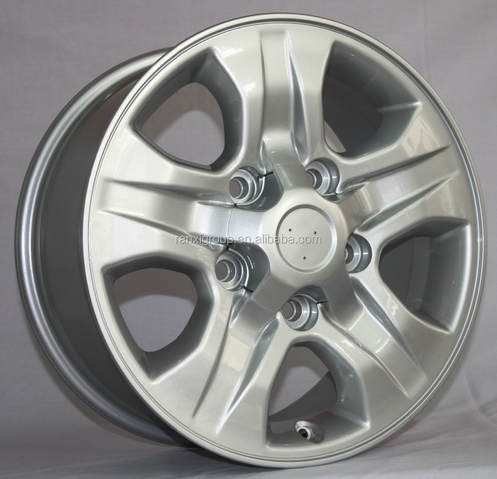 16/17 inches pcd 5x150 mm Japan series car wheel rim for suv car