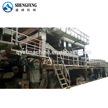 10 Tpd Capacity Corrugated Cardboard Paper Roll Plant Kraft Paper Roll Mill  Machinery - Buy Corrugated Cardboard Paper Roll Plant,Paper Roll Cutting