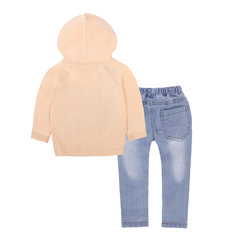 2019 Factory Long Sleeve Custom Girl Fancy Hoodie Children Vintage Kid Clothing